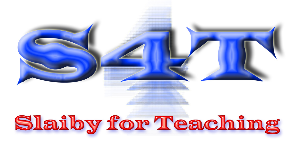 Slaiby for teaching - S4T